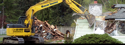 Woodland Industries Demolition Services